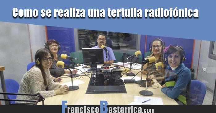 tertulia de radio