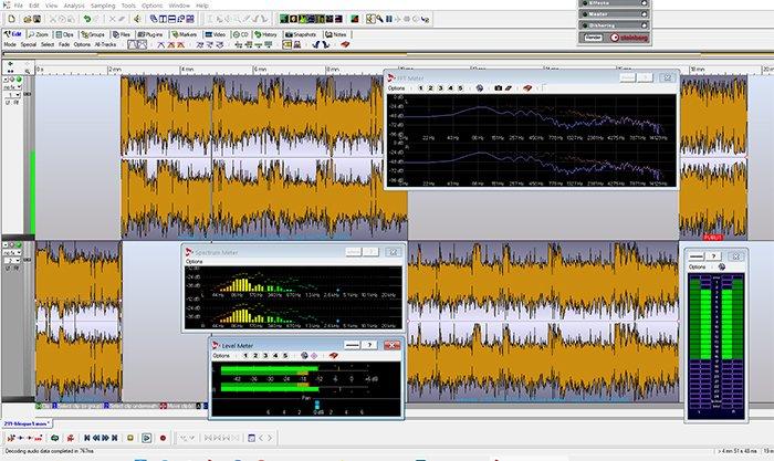 Software para grabar directo y editar publicidad